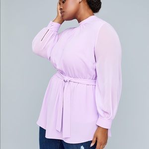 ⭐️HOST PICK 3/29⭐️ Girl With Curves Belted Tunic